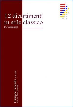 12 DIVERTIMENTI IN STILE CLASSICO edizioni_eufonia