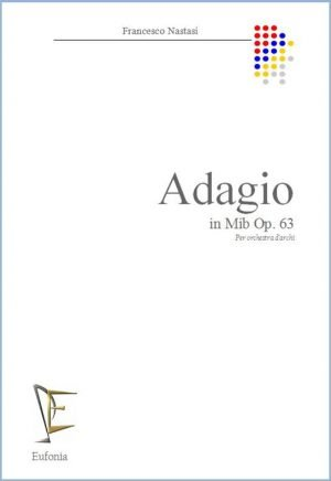 ADAGIO IN MIb OP. 63 edizioni_eufonia