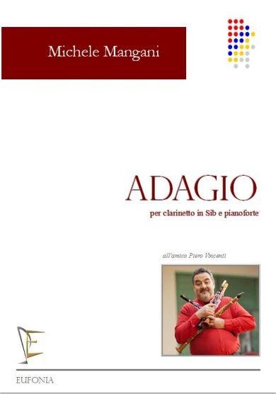 ADAGIO PER CLARINETTO IN SIb E PIANOFORTE edizioni_eufonia