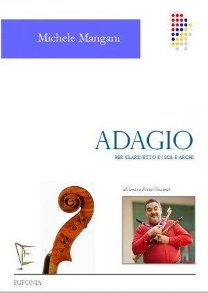 ADAGIO PER CLARINETTO IN SOL E ARCHI edizioni_eufonia