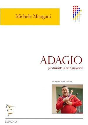 ADAGIO PER CLARINETTO IN SOL E PIANOFORTE edizioni_eufonia