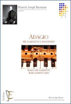 ADAGIO PER CLARINETTO E PIANOFORTE edizioni_eufonia