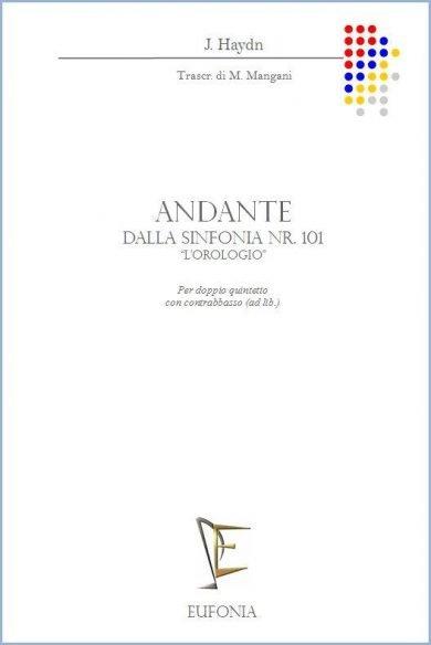 ANDANTE DALLA SINFONIA NR. 101 edizioni_eufonia