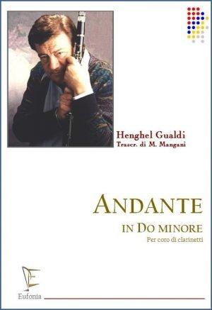ANDANTE IN DO MIN. PER CORO DI CLARINETTI edizioni_eufonia