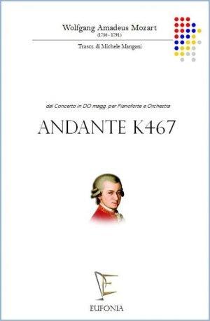 ANDANTE K 467 edizioni_eufonia