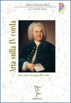 ARIA SULLA IV CORDA edizioni_eufonia