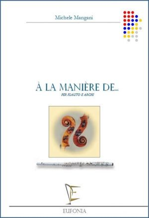À LA MANIÈRE DE... edizioni_eufonia