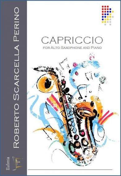CAPRICCIO PER SAX ALTO E PIANOFORTE edizioni_eufonia