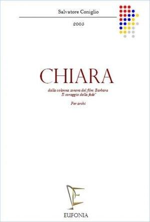 CHIARA IL CORAGGIO DELLA FEDE edizioni_eufonia
