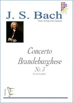CONCERTO BRANDEBURGHESE NR. 3 edizioni_eufonia