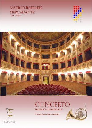 CONCERTO PER CORNO E ORCHESTRA edizioni_eufonia