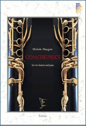 CONCERTPIECE PER DUE CLARINETTI E PIANOFORTE edizioni_eufonia
