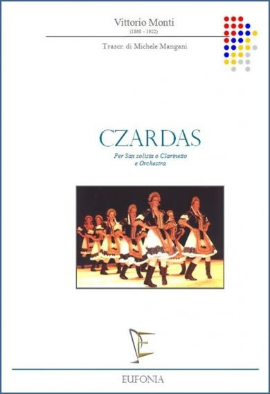CZARDAS ORCHESTRA edizioni_eufonia