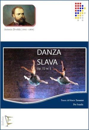 DANZA SLAVA OP. 72 Nr. 1 edizioni_eufonia