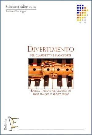 DIVERTIMENTO PER CLARINETTO E PIANOFORTE edizioni_eufonia