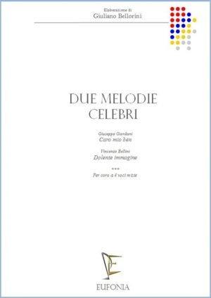 DUE MELODIE CELEBRI edizioni_eufonia