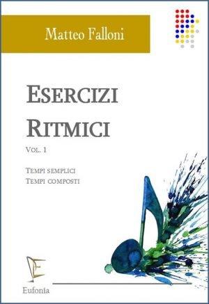 ESERCIZI RITMICI VOL. 1° edizioni_eufonia