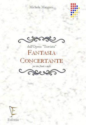 FANTASIA CONCERTANTE PER 2 FLAUTI E ARCHI edizioni_eufonia