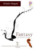 FANTASY PER CLARINETTO E ARCHI edizioni_eufonia