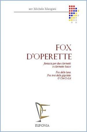 FOX D'OPERETTE edizioni_eufonia