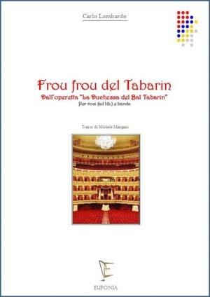 FROU FROU DEL TABARIN edizioni_eufonia
