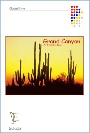 GRAND CANYON edizioni_eufonia