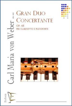 GRAN DUO CONCERTANTE OP. 48 edizioni_eufonia