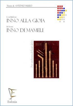 INNO DI MAMELI - INNO ALLA GIOIA edizioni_eufonia