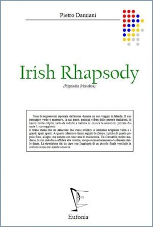 IRISH RHAPSODY edizioni_eufonia