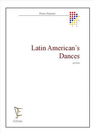 LATIN AMERICAN'S DANCES edizioni_eufonia