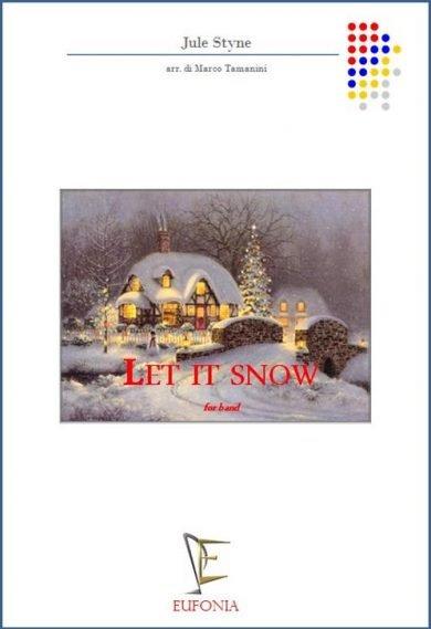 LET IT SNOW edizioni_eufonia