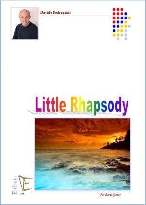 LITTLE RHAPSODY edizioni_eufonia