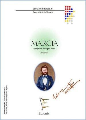 LO ZINGARO BARONE  - MARCIA edizioni_eufonia