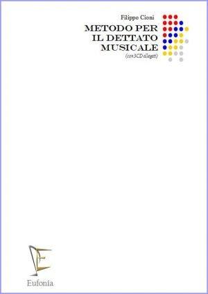 METODO PER IL DETTATO MUSICALE edizioni_eufonia