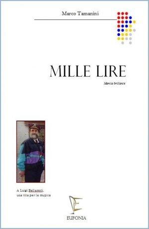 MILLE LIRE edizioni_eufonia