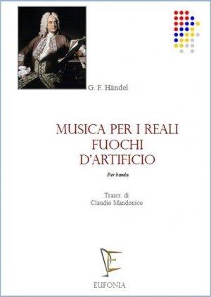 MUSICA PER I REALI FUOCHI D'ARTIFICIO edizioni_eufonia