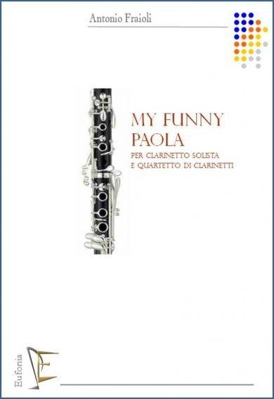 MY FUNNY PAOLA edizioni_eufonia