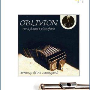 OBLIVION PER  2 FLAUTI E PIANOFORTE edizioni_eufonia