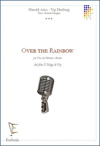 OVER THE RAINBOW edizioni_eufonia
