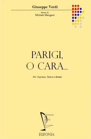 PARIGI O CARA... edizioni_eufonia