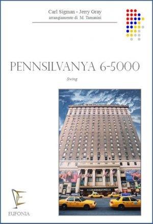 PENNSILVANYA 6-5000 edizioni_eufonia