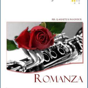 ROMANZA PER CLARINETTO E PIANOFORTE edizioni_eufonia
