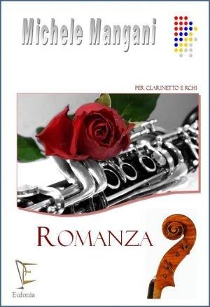 ROMANZA PER CLARINETTO E ARCHI edizioni_eufonia