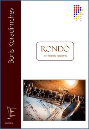 RONDÒ PER CLARINETTO E PIANOFORTE edizioni_eufonia