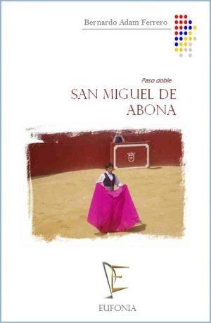 SAN MIGUEL DE ABONA edizioni_eufonia