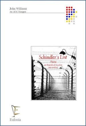 SCHINDLER'S LIST edizioni_eufonia