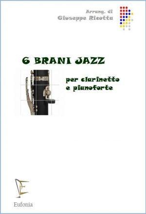 SEI BRANI JAZZ edizioni_eufonia