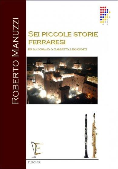 SEI PICCOLE STORIE FERRARESI edizioni_eufonia