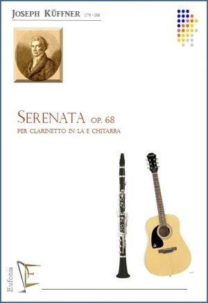 SERENATA OP. 68 PER CLARINETTO E CHITARRA edizioni_eufonia