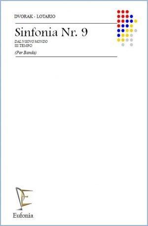 SINFONIA DAL NUOVO MONDO (III TEMPO) edizioni_eufonia
